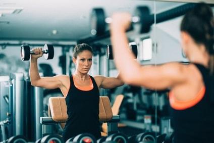 Kein Muskelaufbau trotz Krafttraining