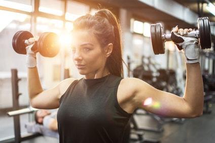 Ausgewogene Ernährung bei Muskelhypertrophie