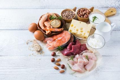 5 Lebensmittel tierischen Ursprungs, die Eiweiß enthalten, um Gewicht zu verlieren