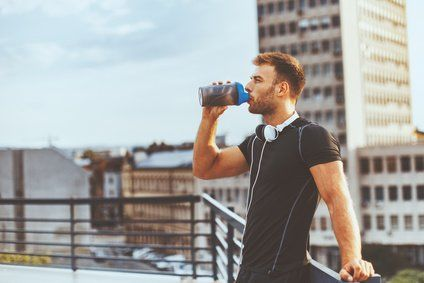 Protein Shakes - Wie viel pro Tag trinken
