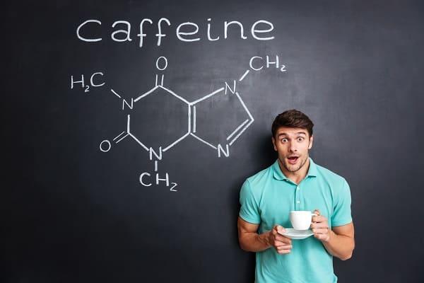 Koffein pro Tag