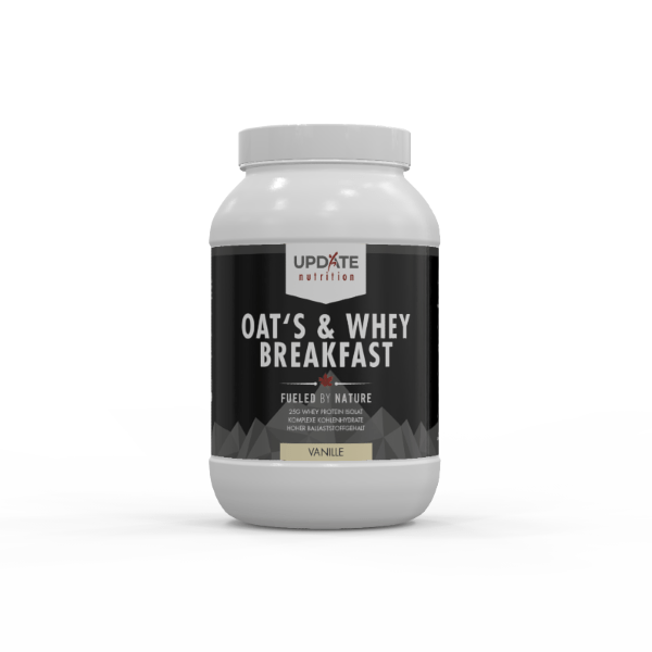 Oat's and Whey