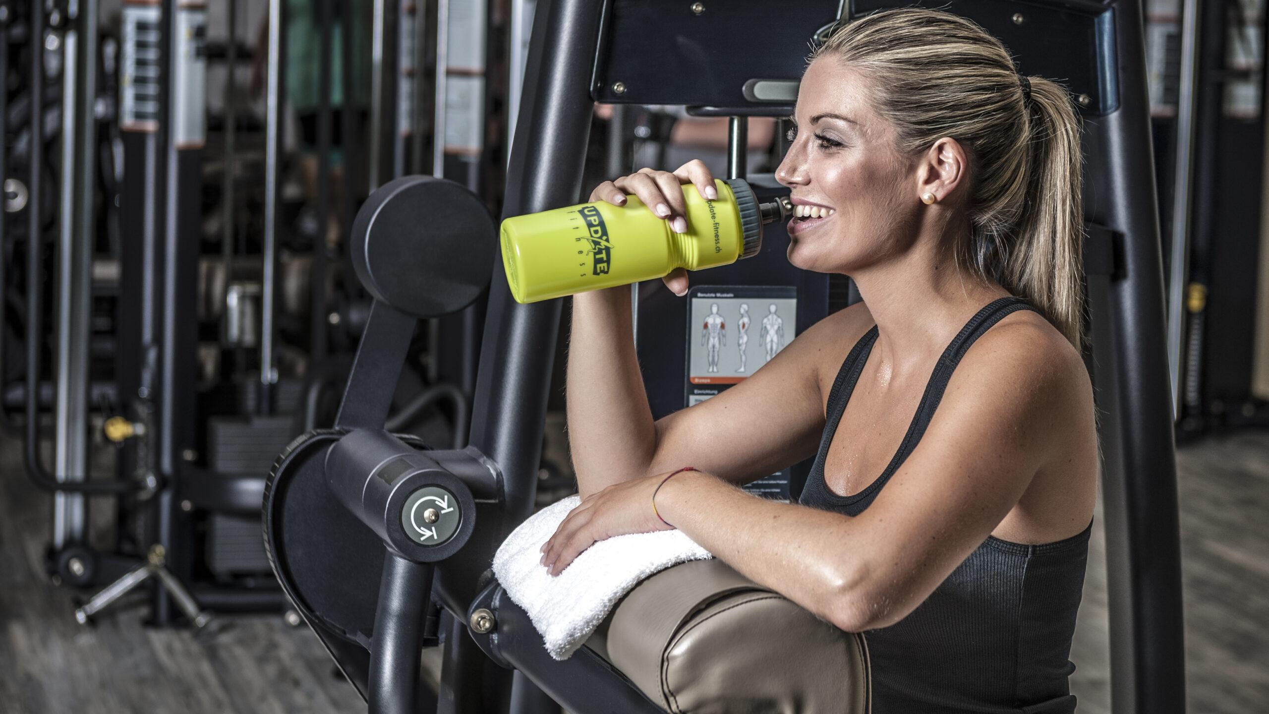 update Fitness Buchs_Tag der offenen Tür