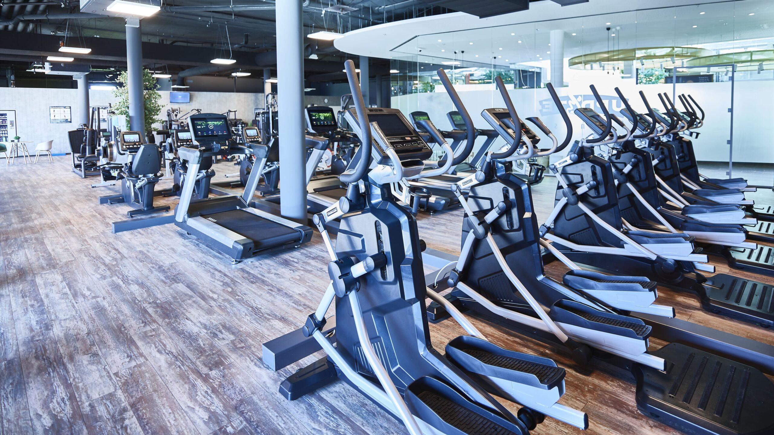 update Fitness Vaduz_Ausdauer_Tag der offenen Tür