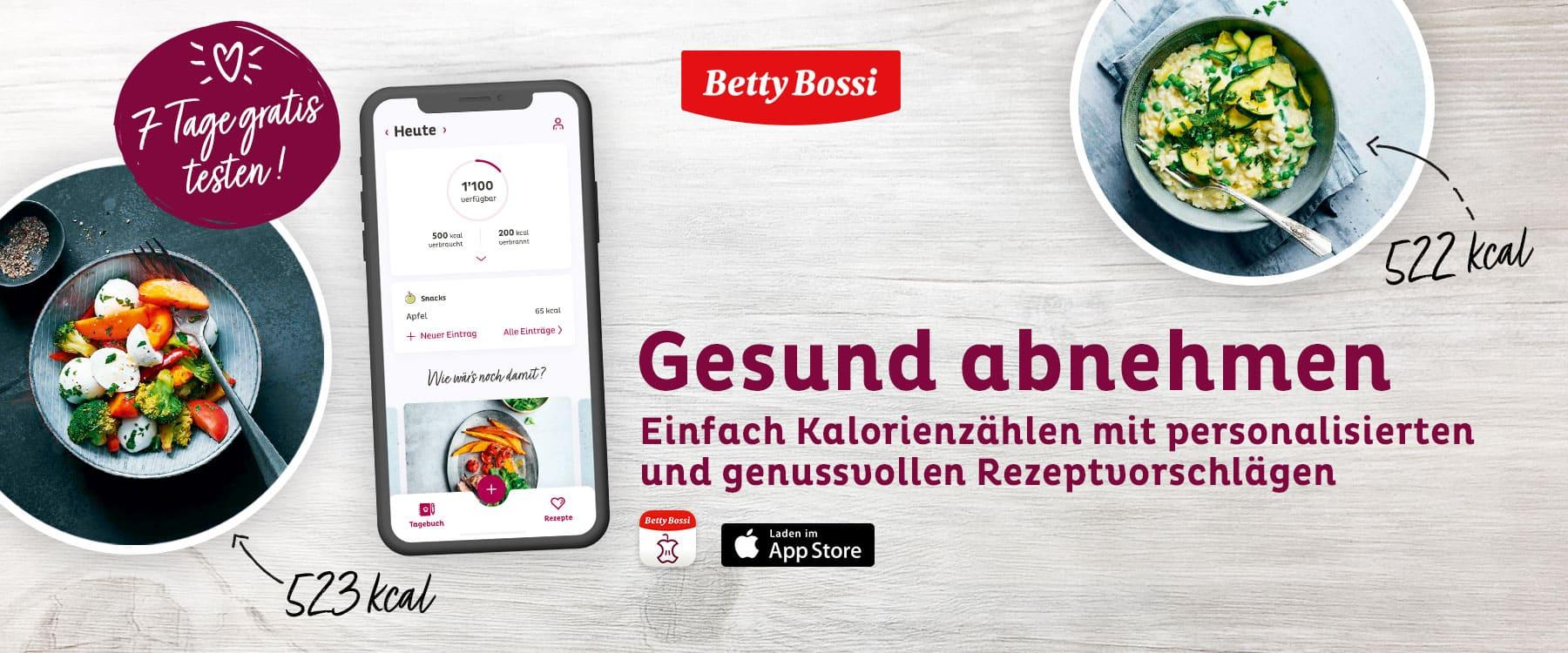 Betty Bossi Banner