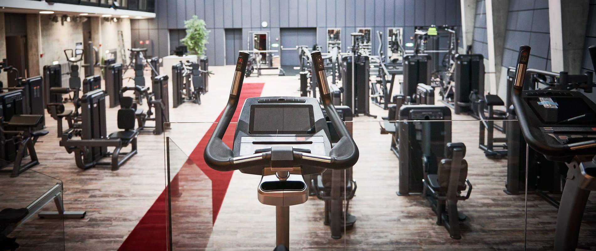 update Fitness Basel Gundeli - Ausdauerbereich