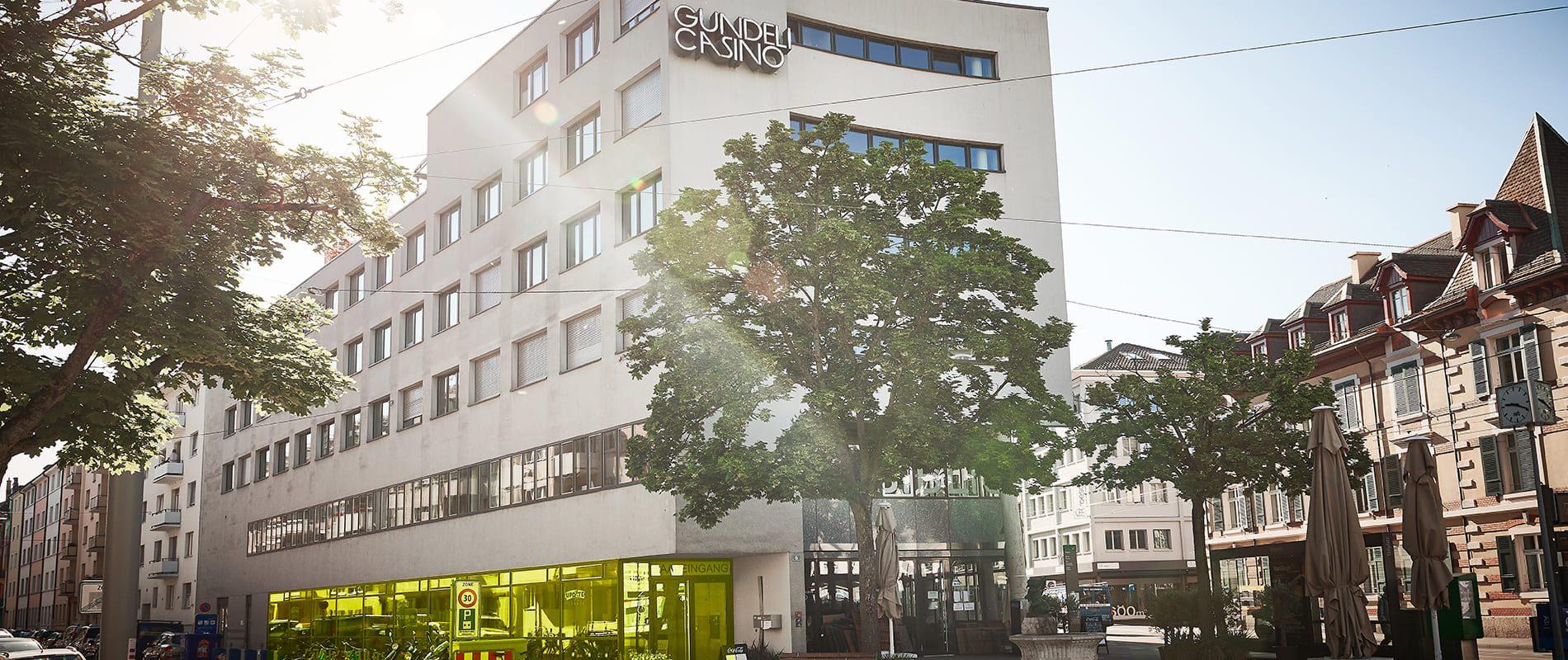 update Fitness Basel Gundeli - Gebäude